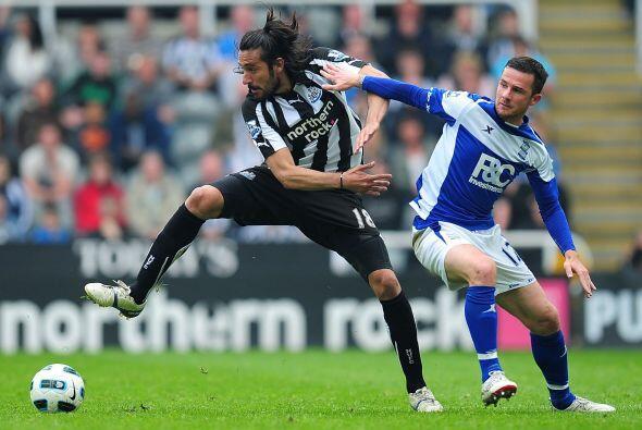 Por otra parte, el Newcastle disputó un buen partido ante el Birm...