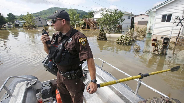 Las peores lluvias en West Virginia dejan 23 muertos