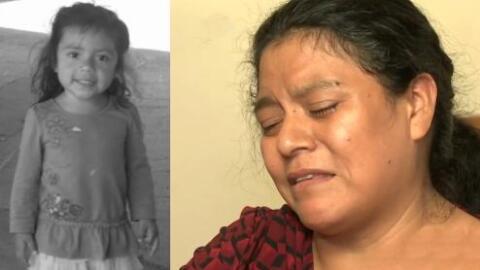 Guatemalteca describe el accidente que acabó con la vida de su hija en N...