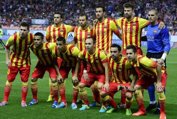 El Barcelona se ponía a prueba ante un equipo que suele crecerse contra...