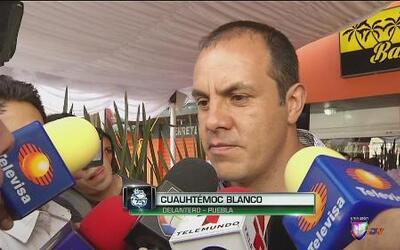 """Cuauhtémoc Blanco: """"Quiero trabajar bien como técnico"""""""
