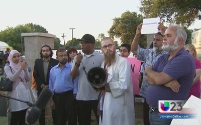Piden detener el odio contra musulmanes