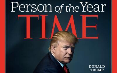 La prestigiosa revista consideró a Donald Trump la figura m&aacut...