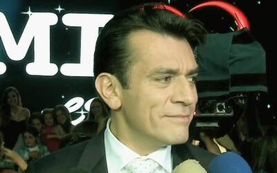Jorge Salinas confesó que quiere extender su familia