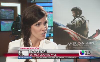 La mujer detrás de 'American Sniper'