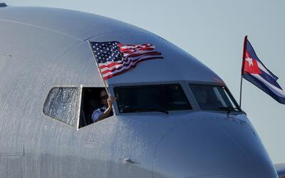 Tres aerolíneas norteamericanas solicitaron permiso para aumentar sus vu...