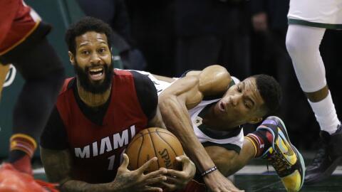 El Heat lleva 12 triunfos seguidos.