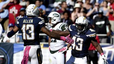 Highlights Semana 5: New York Jets vs. San Diego Chargers‎
