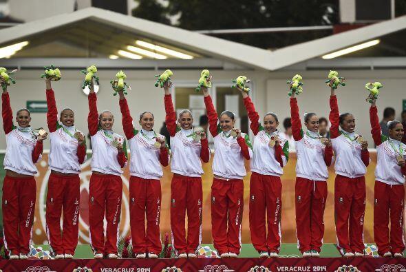 México lidera el medallero de los JCC con 112 medallas: 42 dorada...