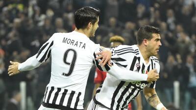 Juventus remontó para empatar con Bayern