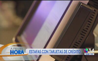 ¿Cómo evitar que te estafen ofreciéndote una tarjeta de crédito?