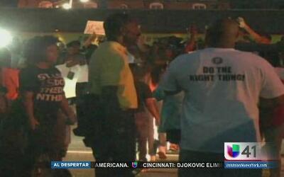 Arrestos en protesta contra la brutalidad policial