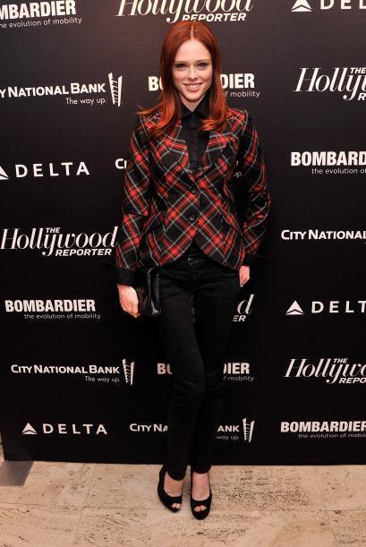 La modelo Coco Rocha es una experta en moda y sabe perfectamente que el...