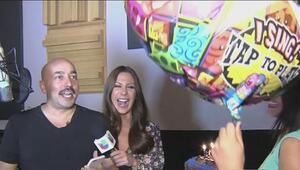 Mira cómo celebró su cumpleaños Lupillo Rivera