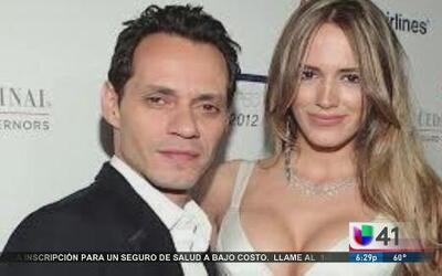 ¡Se casa Marc Anthony!