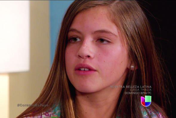 Ya te enteraste de la verdad Alicia, Ana es bailarina y no le cont&oacut...
