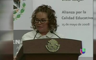 México está conmocionado por el arresto de Elba Esther Gordillo, alias '...