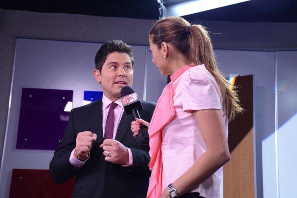 La semana pasada, Ernesto estuvo en los estudios de Univision.com para c...