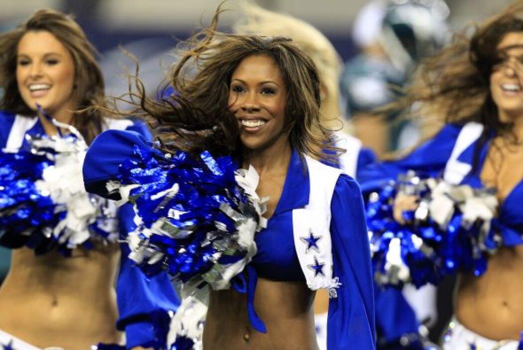 Cinco años como Cowgirl la avalan para ir al Pro Bowl. Esta será su segu...