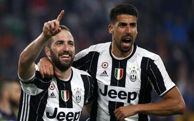 Juventus le pegó 2-0 al Chievo Verona