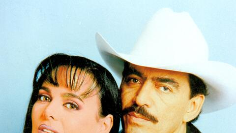 Maribel Guardia y Joan Sebastian