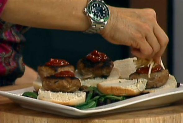 """Receta de """"Mini-fritas cubanas"""" en Delicioso: Una vez que tengas listas..."""