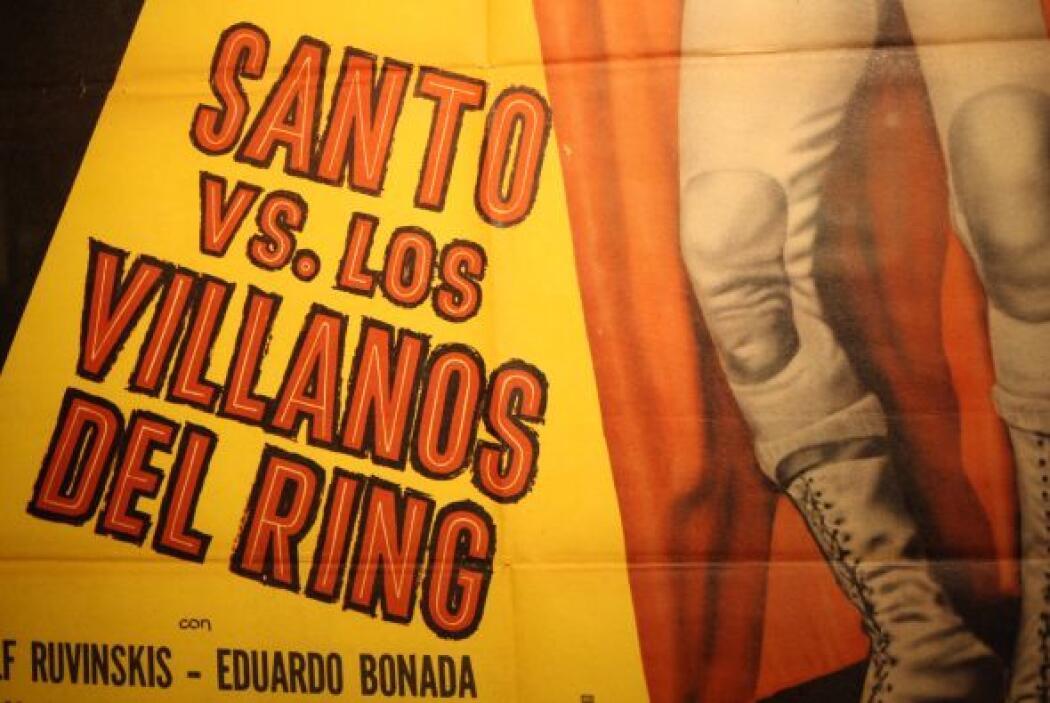 También forman parte de esta espectacular exposición pósters antiguos de...