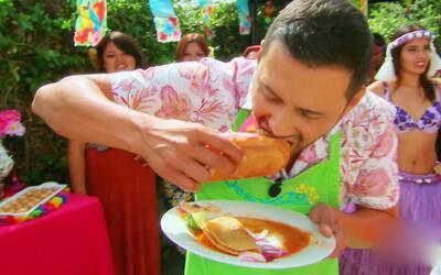 ¡Puro sabor tapatío! Ninette y Luis probaron la mejor Torta Ahogada del...