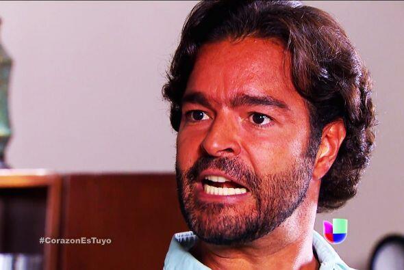 Y no se vale que le exijas a Fernando que renuncie al cariño de l...