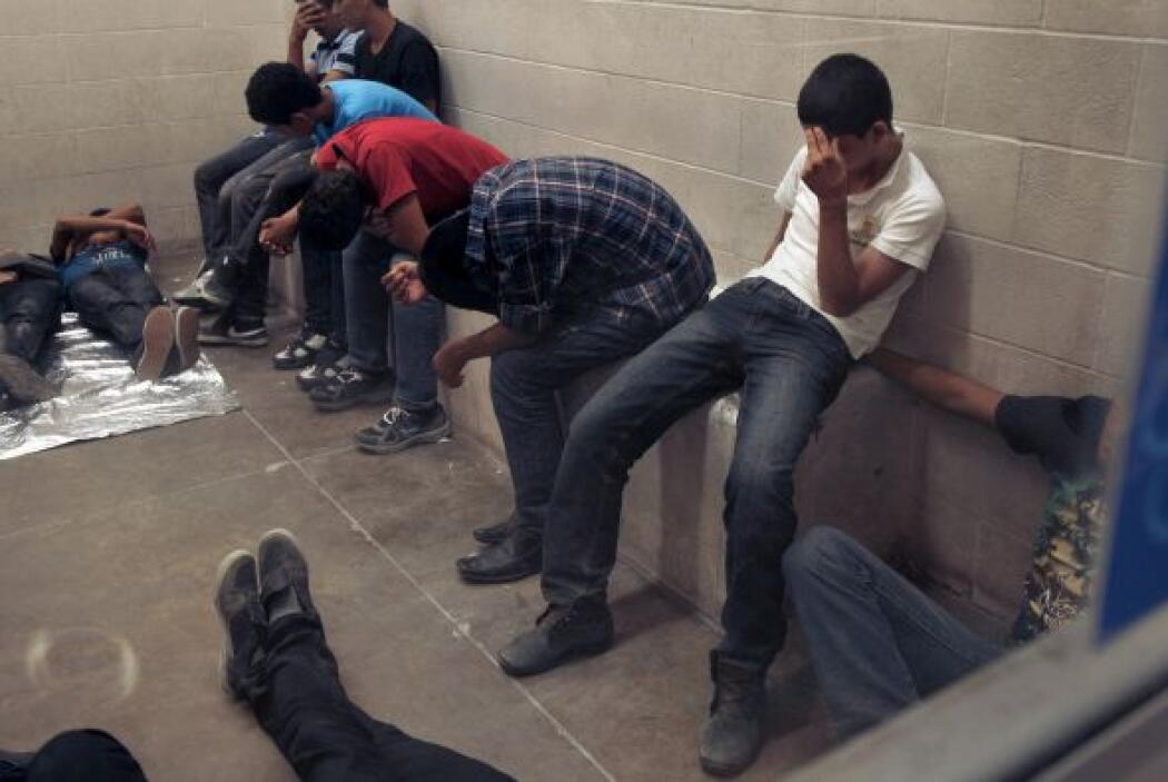 La Patrulla Fronteriza ha comenzado a enviar detenidos en avión a El Pas...