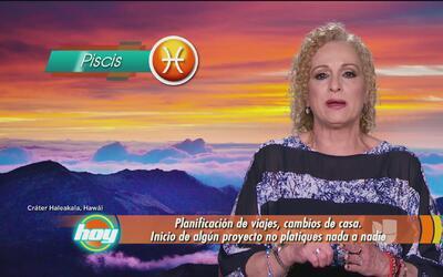 Mizada Piscis 13 de enero de 2017