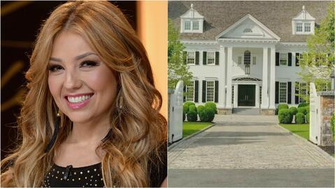 Thalía y Tommy Mottola ponen en venta esta lujosísima mansión y no creer...