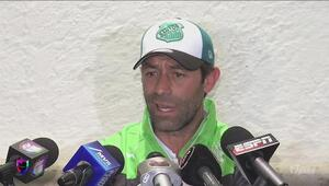 Pedro Caixinha considera que Cruz Azul será un rival difícil
