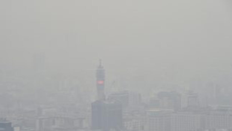 Contaminación Chile