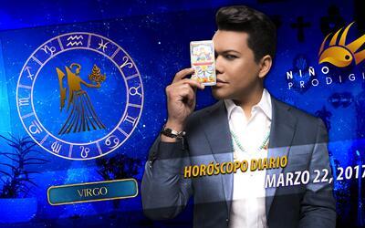 Niño Prodigio - Virgo 22 de marzo, 2017