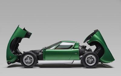 Imágenes Lamborghini Miura original (1971)