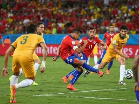 Chile arrancó su debut en Brasil demostrando el poder que tiene a...