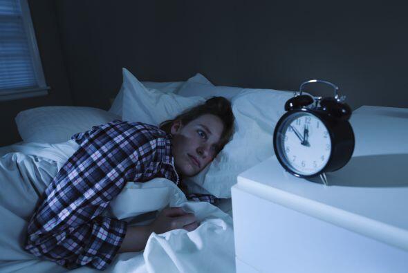 Aviso: si no te duermes dentro de los 15 minutos, levántate y haz algo r...