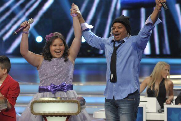 Ramón Glass estaba muy emocionado de participar con Dania, hasta bailaba...