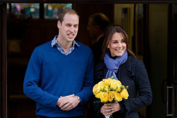Kate Middleton no la pasó nada bien al principio de su embarazo y...