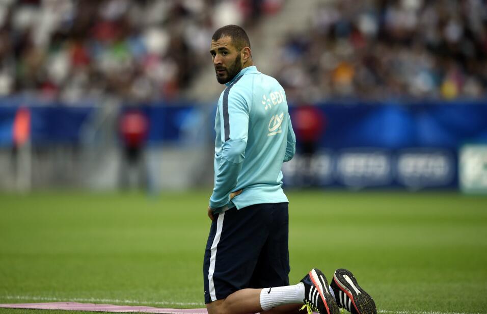 Karim Benzema, un crack de los escándalos