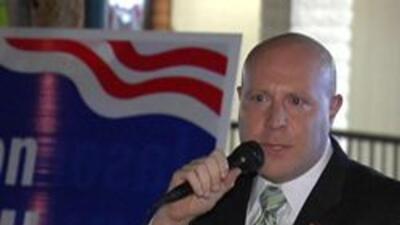 Candidato para superintendente de Educacion Jason Williams