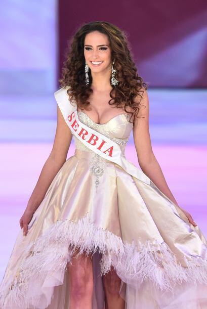 Miss Serbia, Milica Vuklis