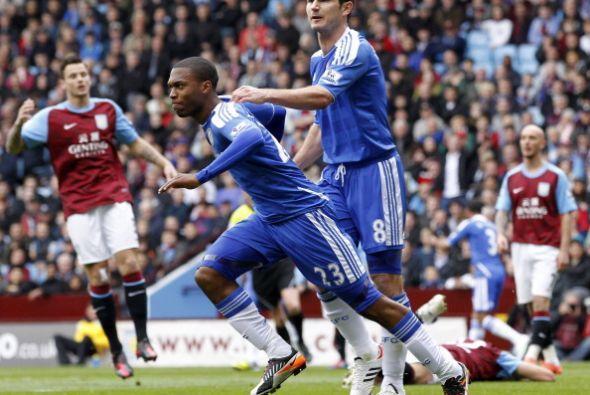 Chelsea comenzó arrollador ante el Aston Villa. Los 'Blues' ganab...
