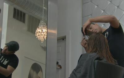 Ley para entrenar a estilistas contra la violencia doméstica entra en vi...