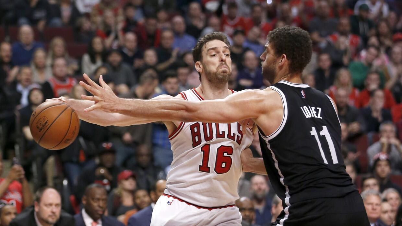 Nets venció a los Bulls