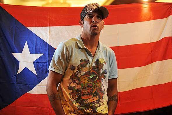 Santos, quien vivió más de dos años en Las Vegas, dedicará la pelea a su...