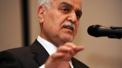 La Interpol solicitó la detención del vicepresidente iraquí, Tarek Al Ha...