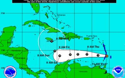 Tormenta tropical matthew