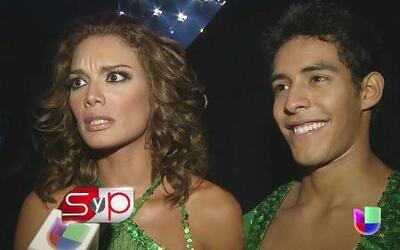 ¿Qué tuvo que decir Zuleyka Rivera de su baile y baja puntuación?